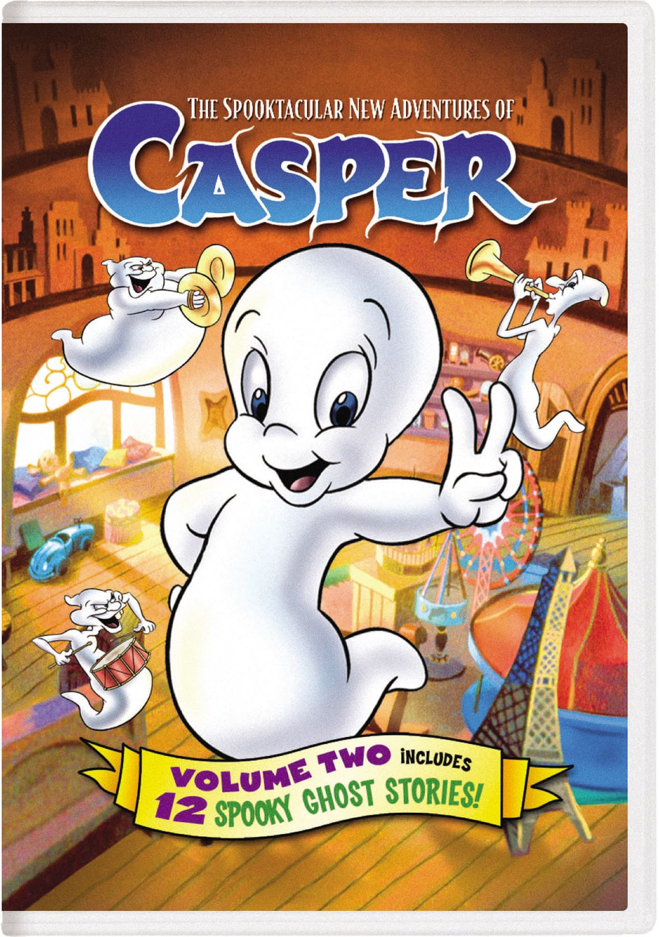 The Spooktacular New Adventures of Casper: Volume Two [DVD]