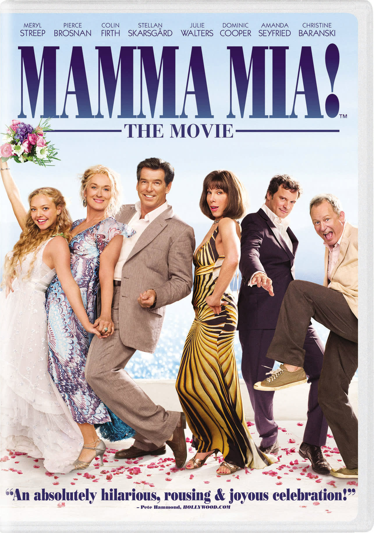 Mamma Mia! The Movie (Full Screen) [DVD]