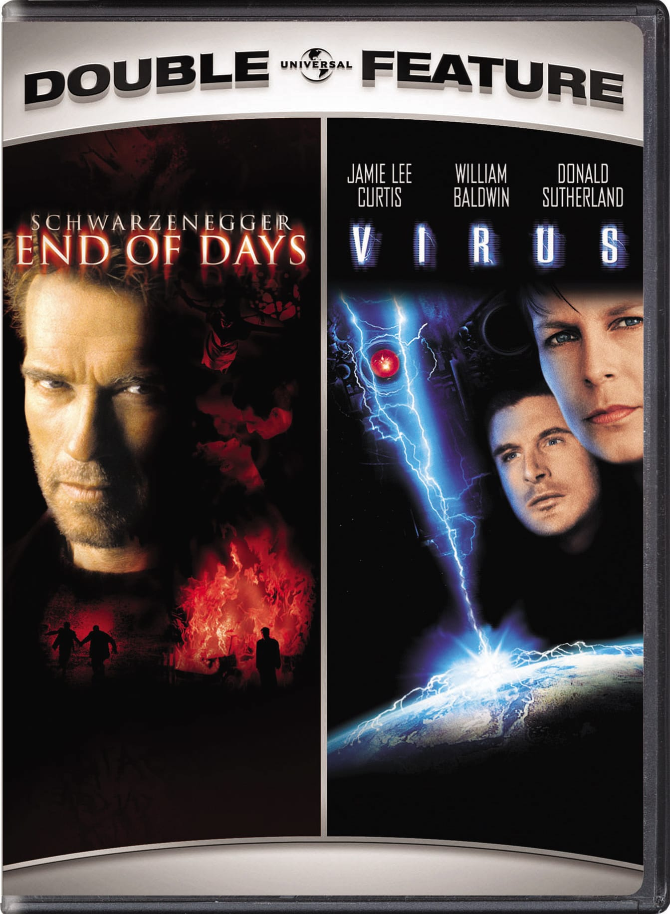 End of Days/Virus [DVD]