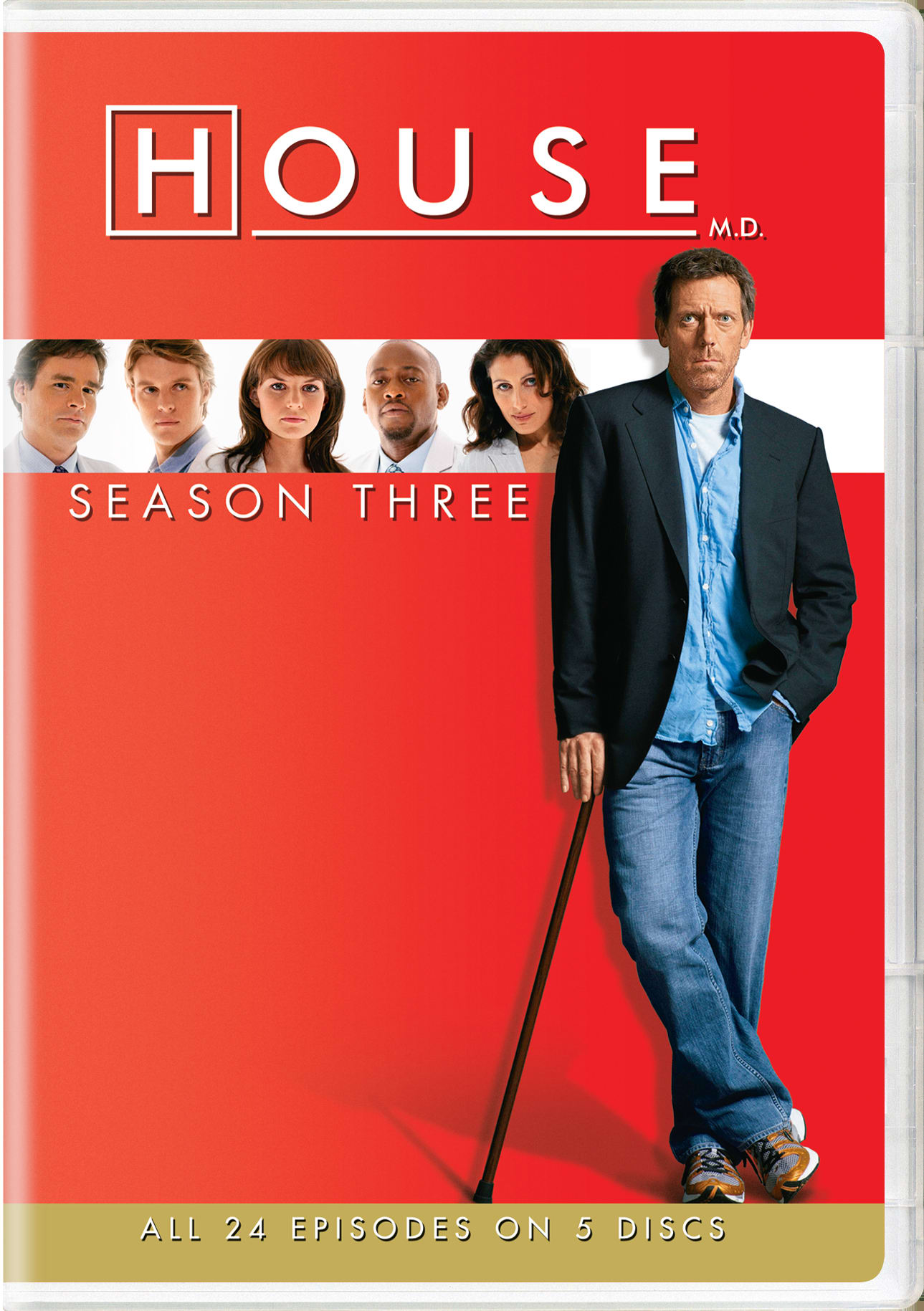 House: Season 3 [DVD]