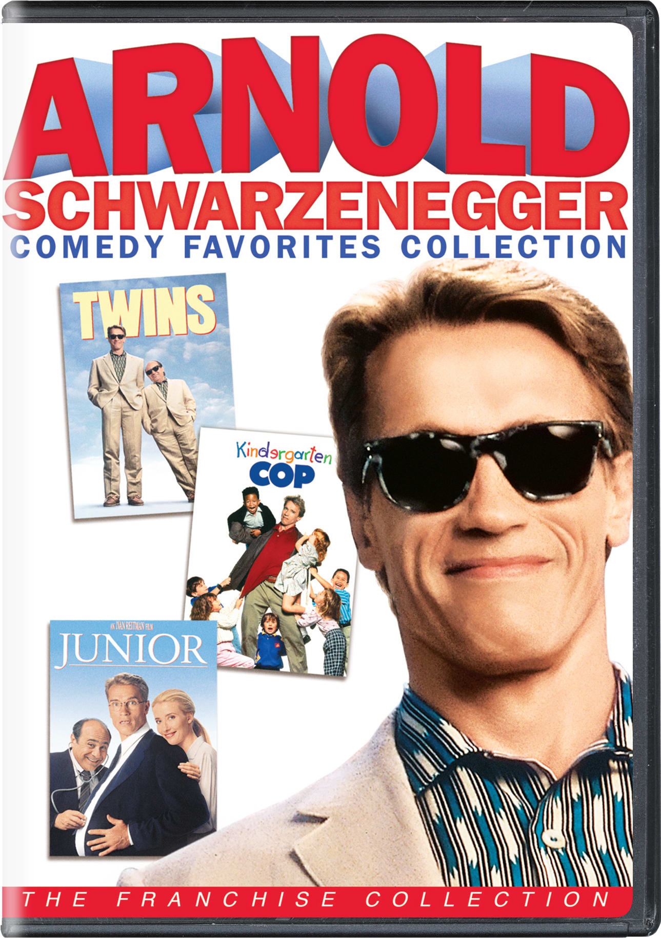 Arnold Schwarzenegger: Comedy Favorites Collection [DVD]