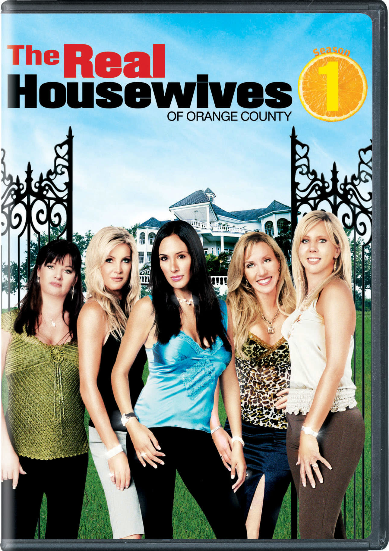 The Real Housewives of Orange County: Season 1 [DVD]