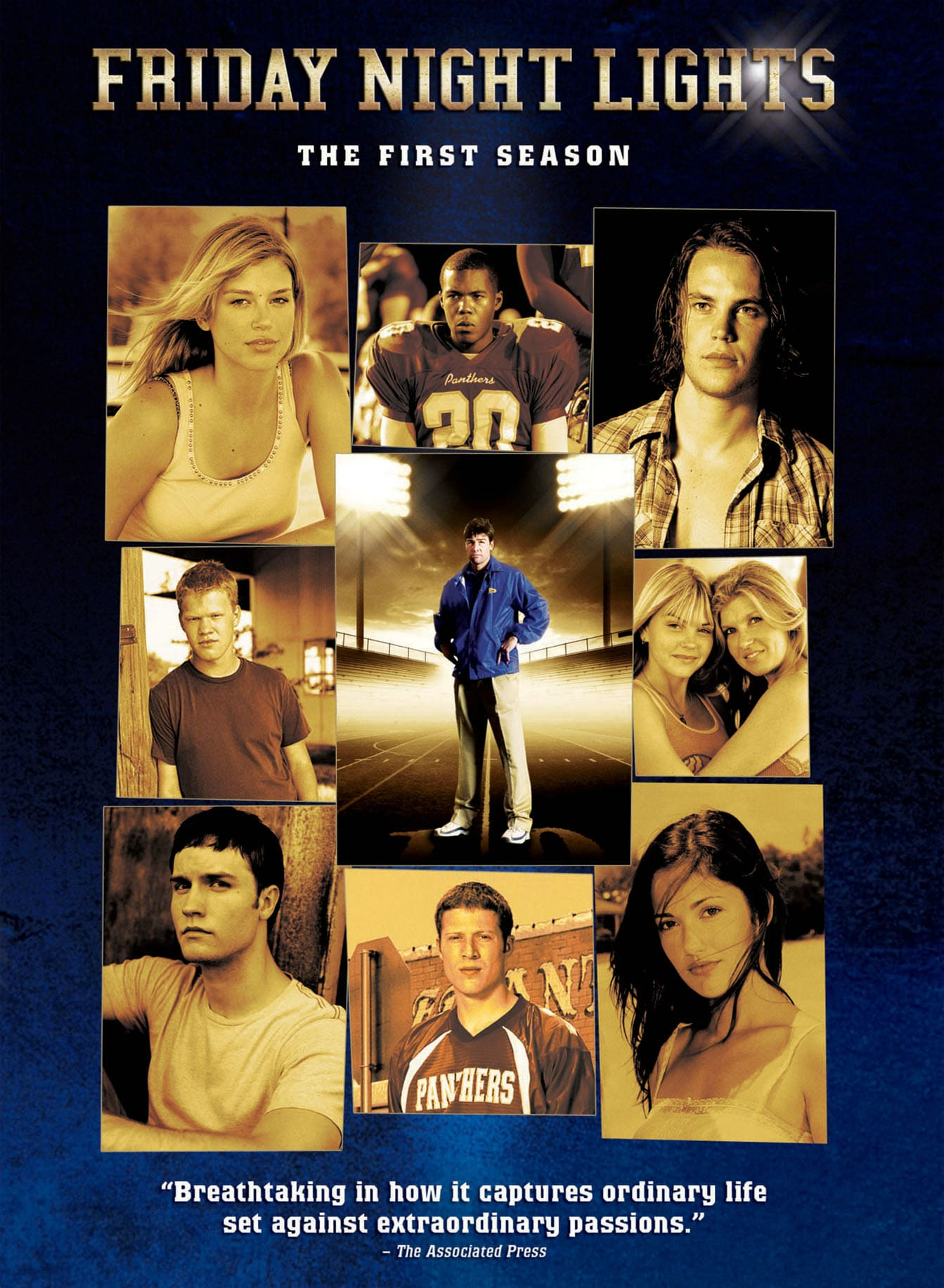 Friday Night Lights: Season 1 [DVD]