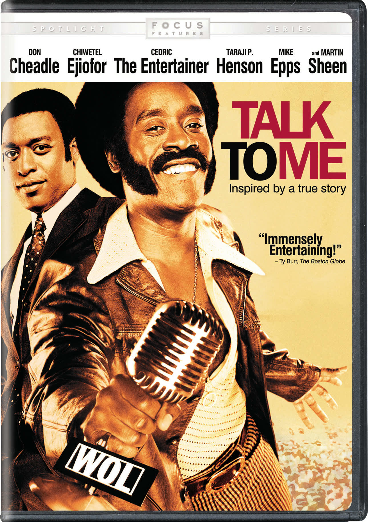 Talk to Me [DVD]