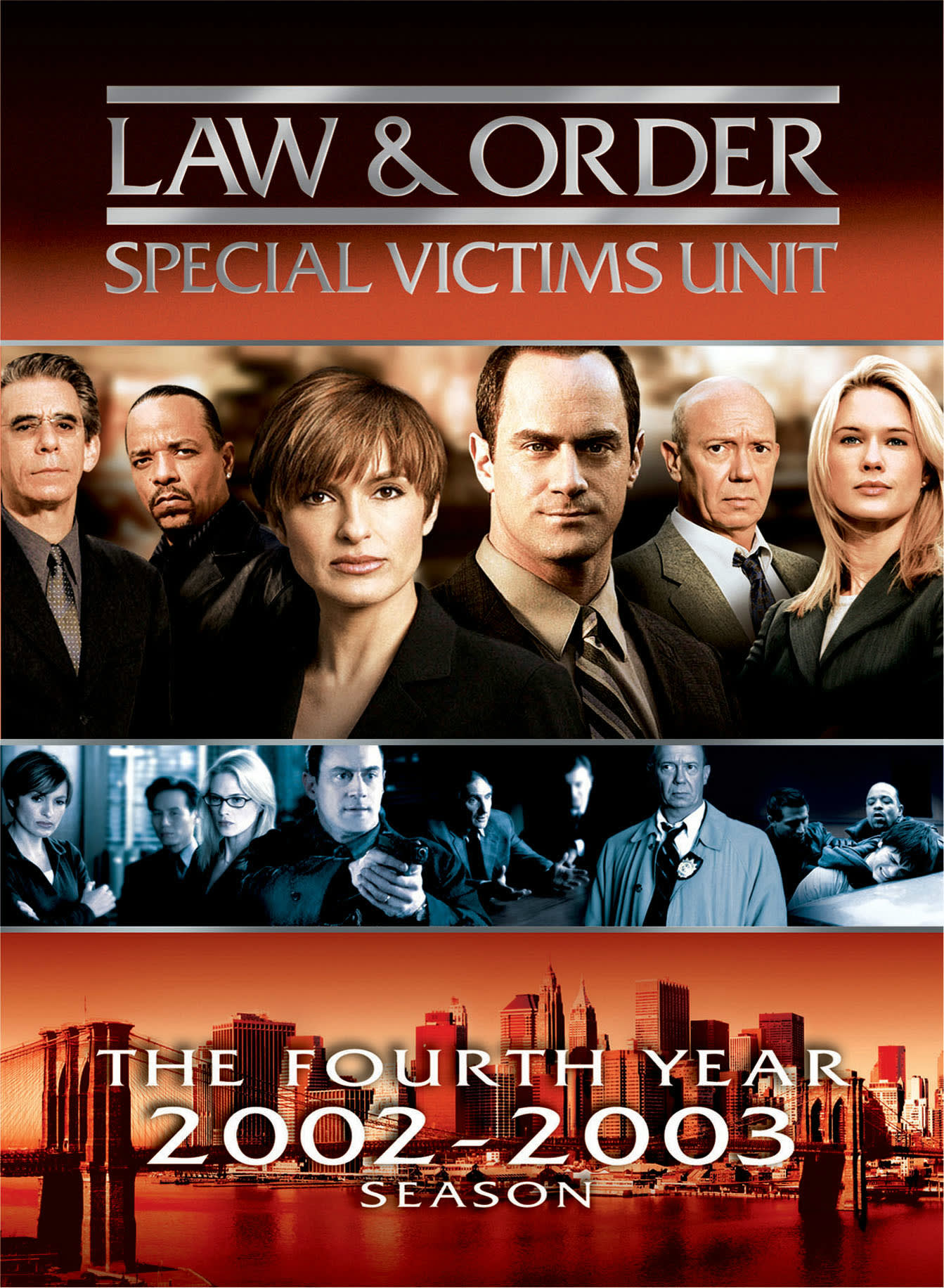 Law and Order - Special Victims Unit: Season 4 [DVD]
