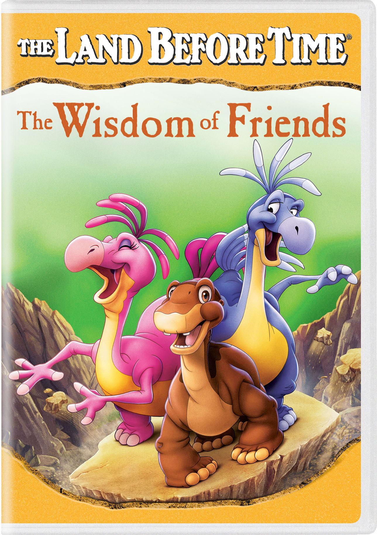 The Land Before Time: The Wisdom of Friends [DVD]