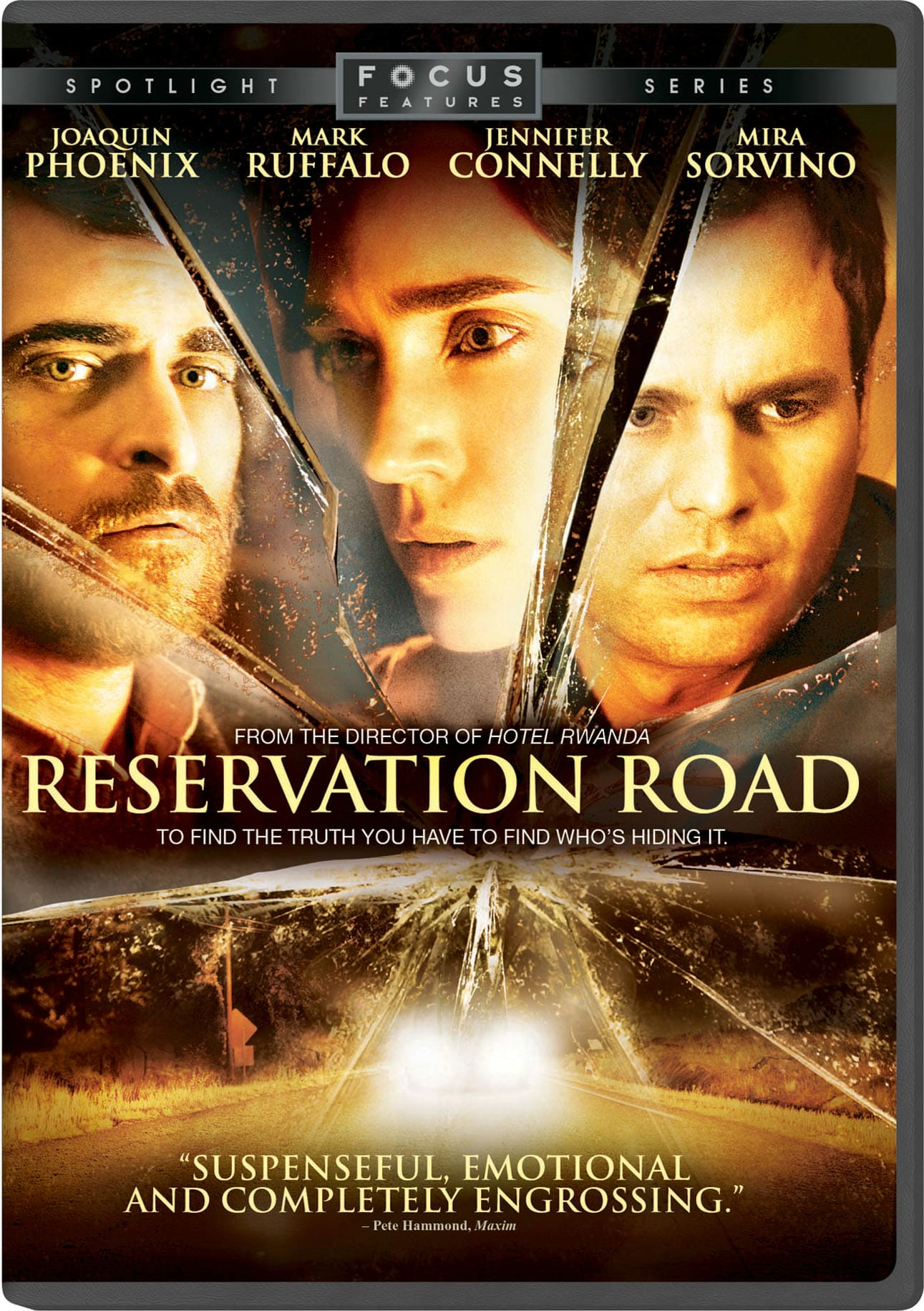 Reservation Road [DVD]