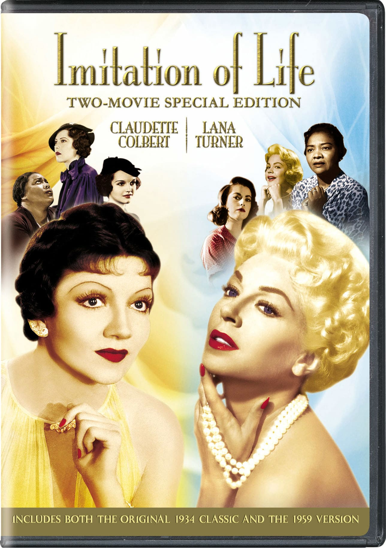 Imitation of Life 2-Movie Collection (Special Edition) [DVD]