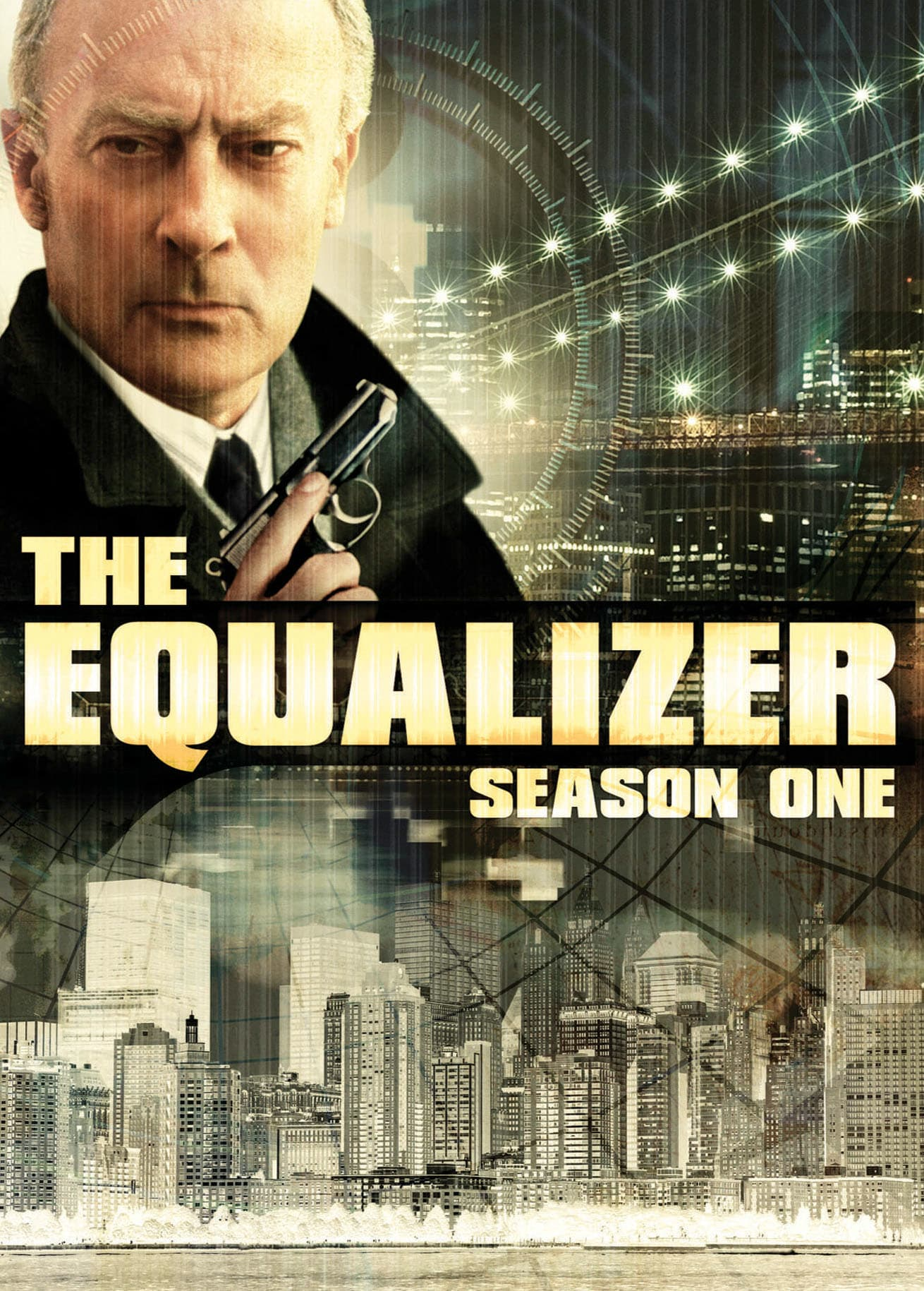 The Equalizer: Season 1 [DVD]