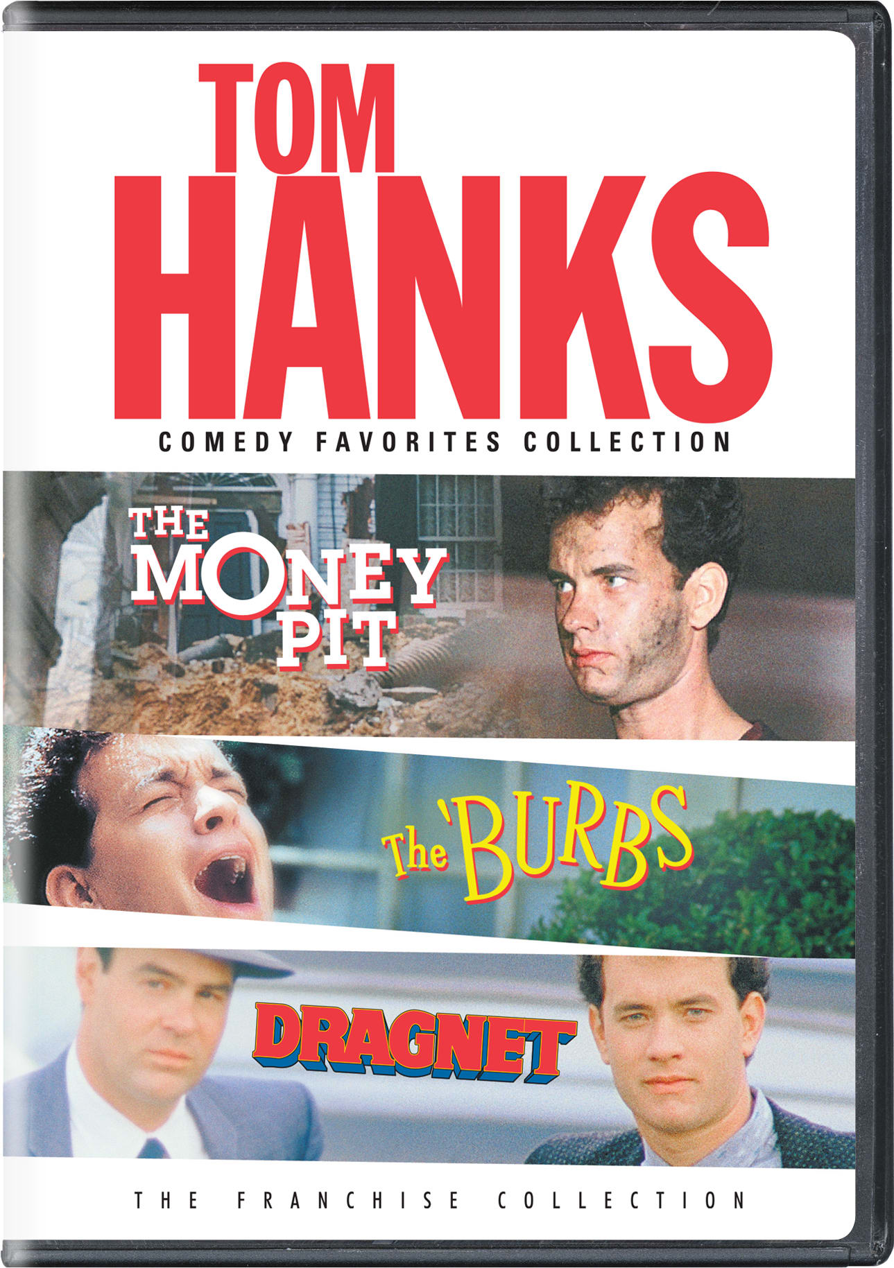 Tom Hanks: Comedy Favorites Collection [DVD]
