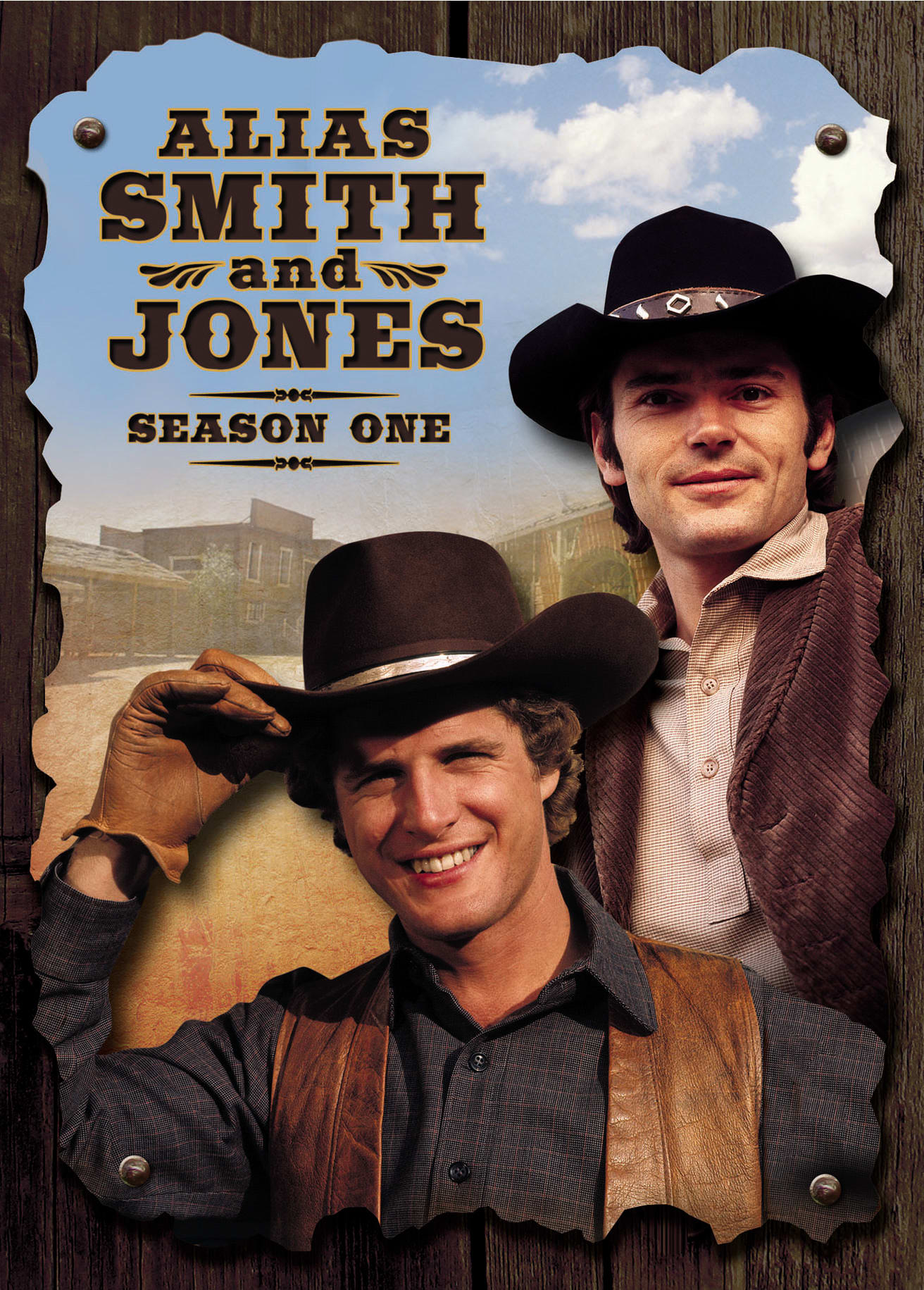 Alias Smith and Jones: Season 1 [DVD]