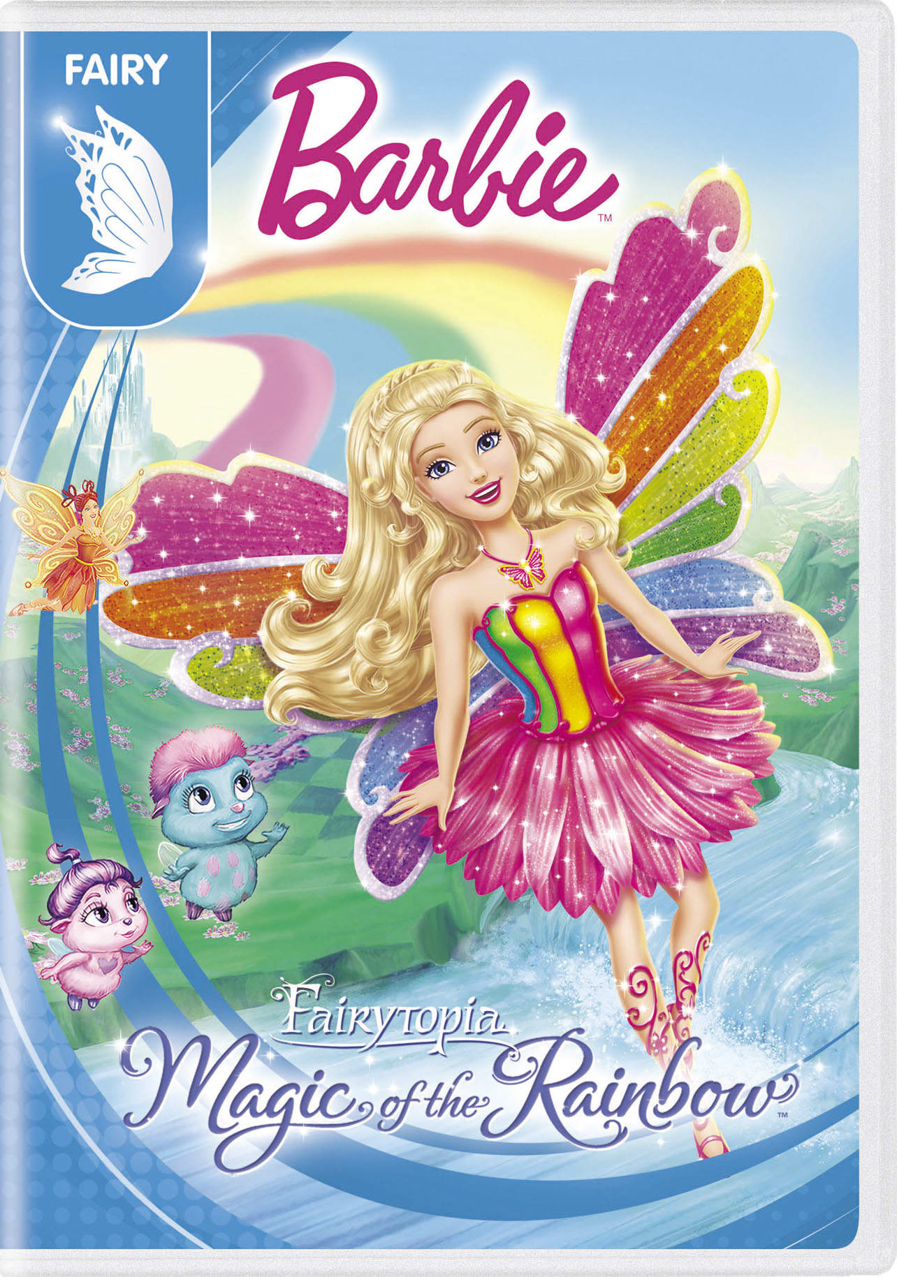 Barbie: Magic of the Rainbow [DVD]