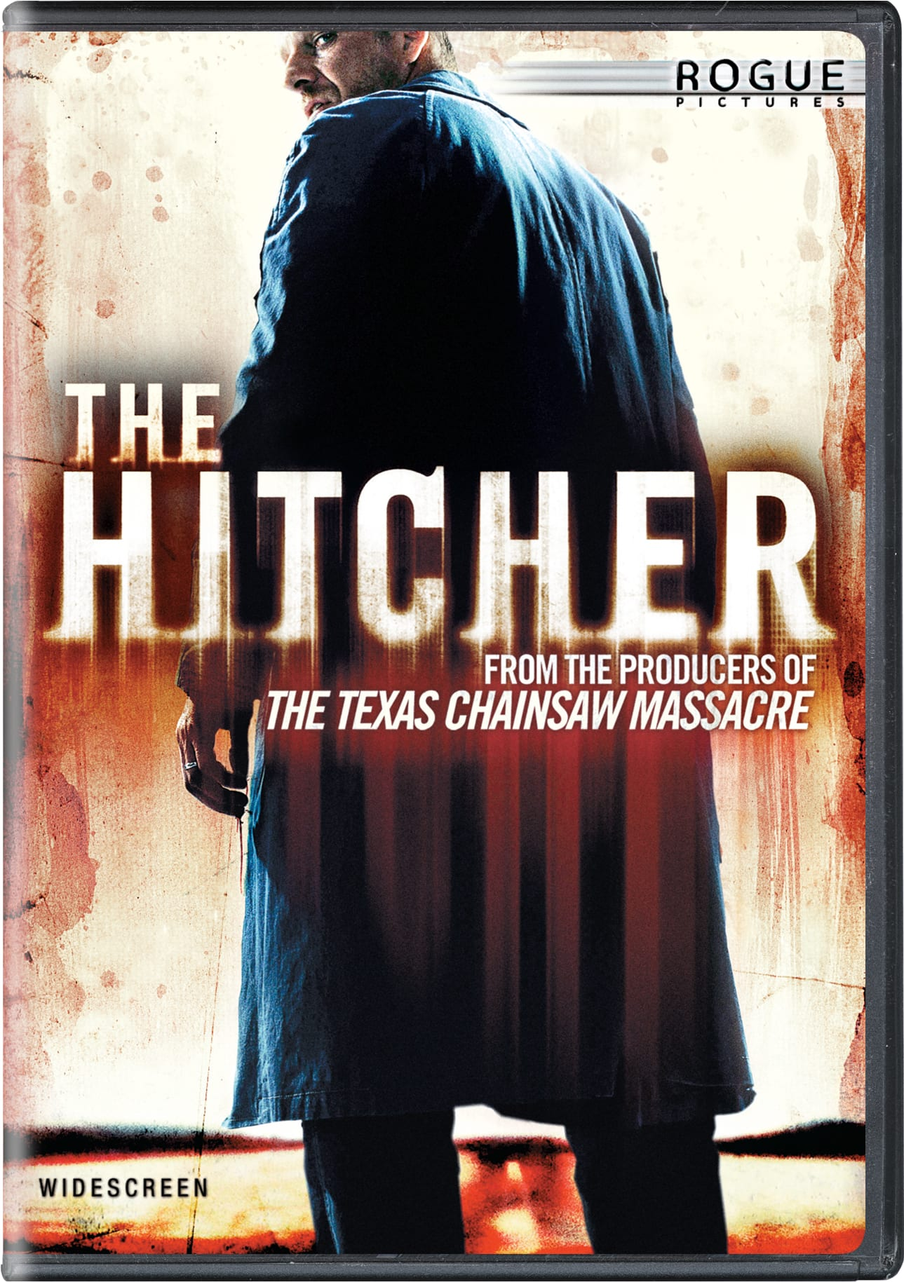 The Hitcher [DVD]