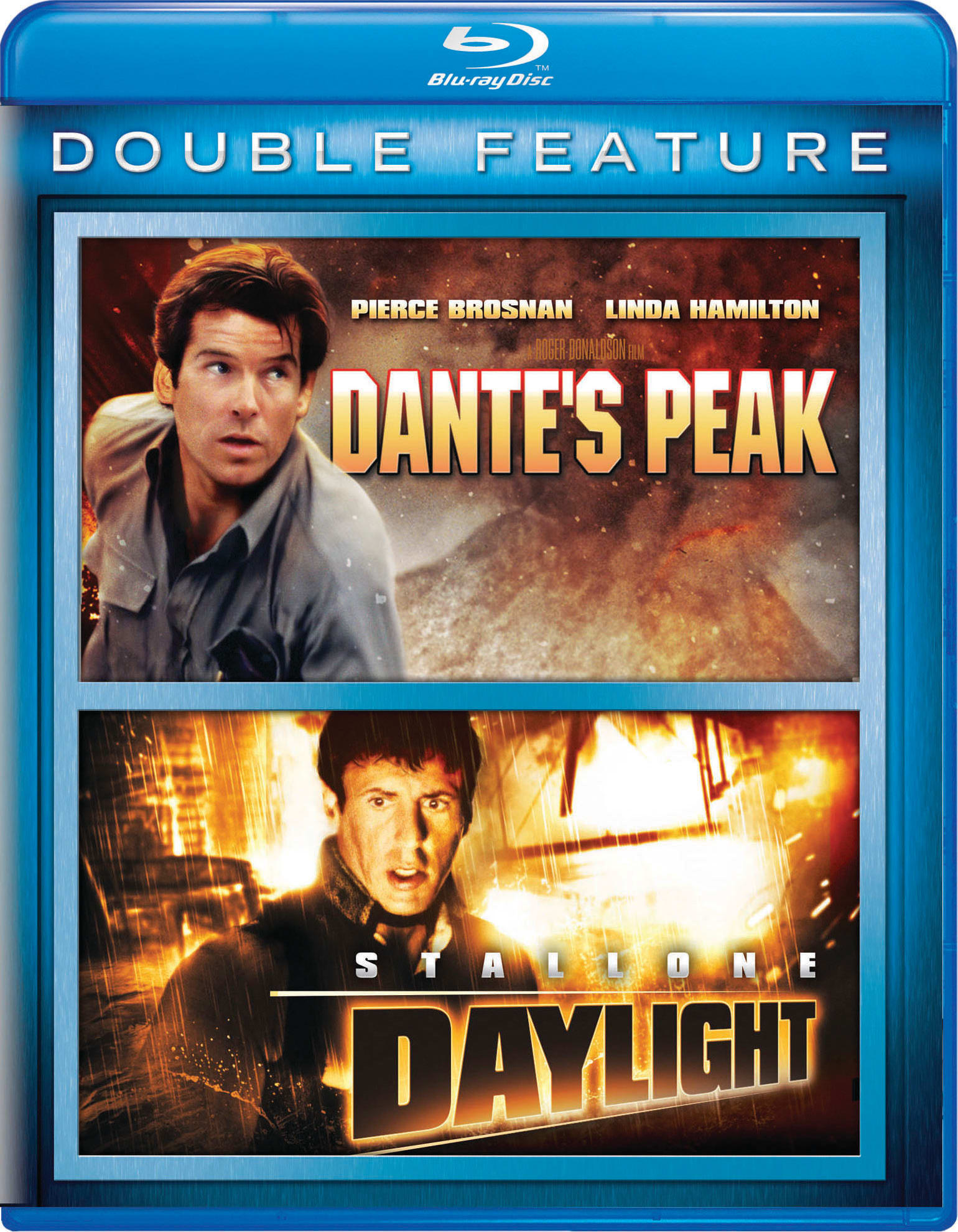 Dante's Peak/Daylight [Blu-ray]