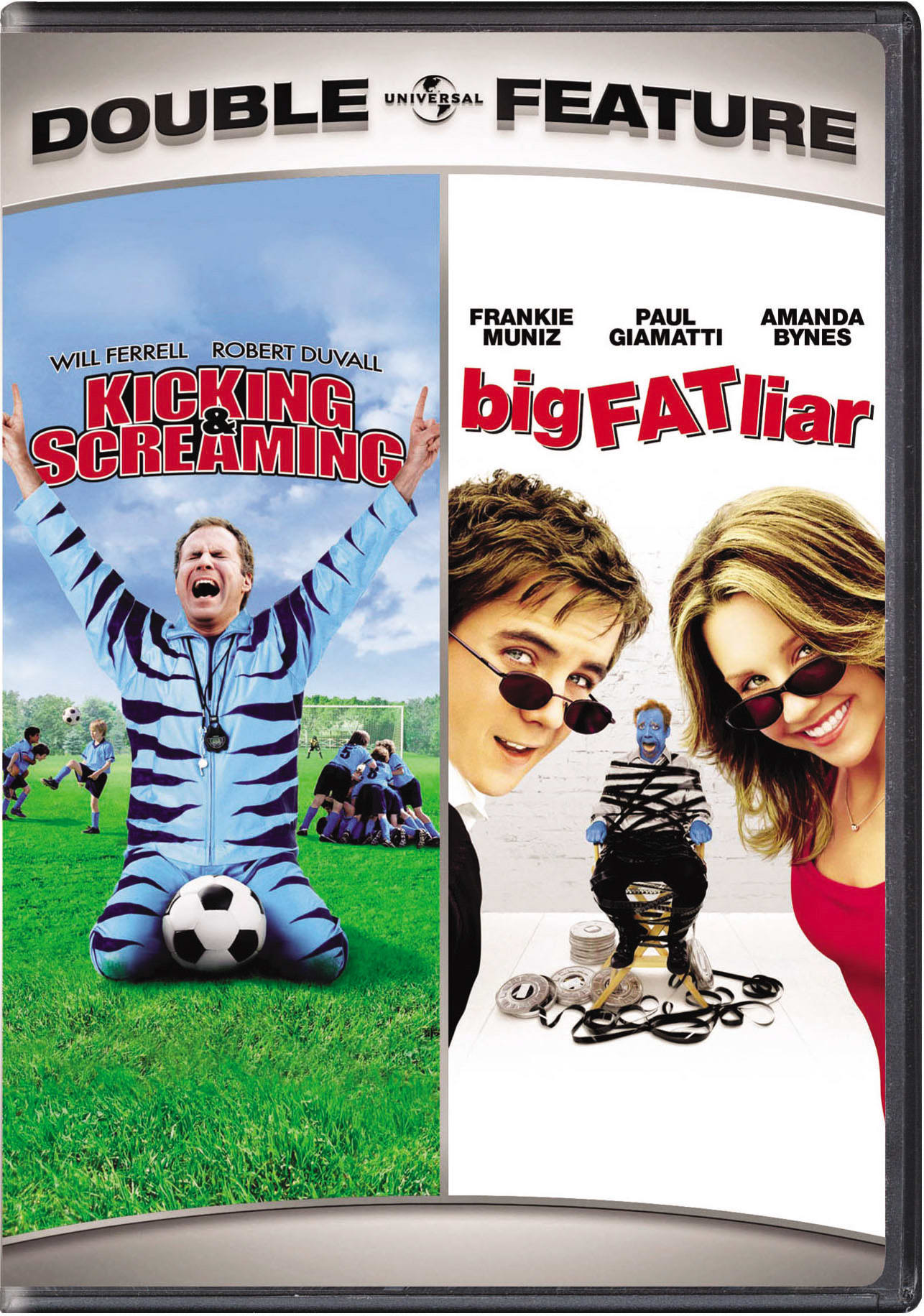 Kicking and Screaming/Big Fat Liar [DVD]