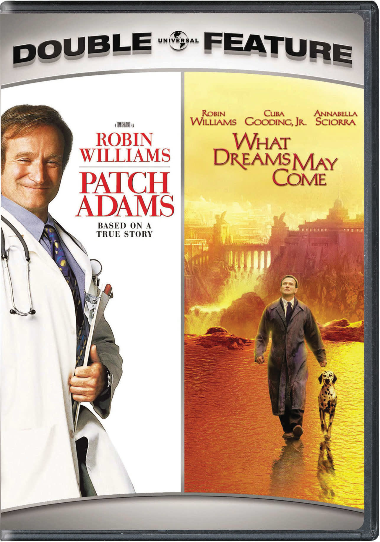 Patch Adams/What Dreams May Come [DVD]