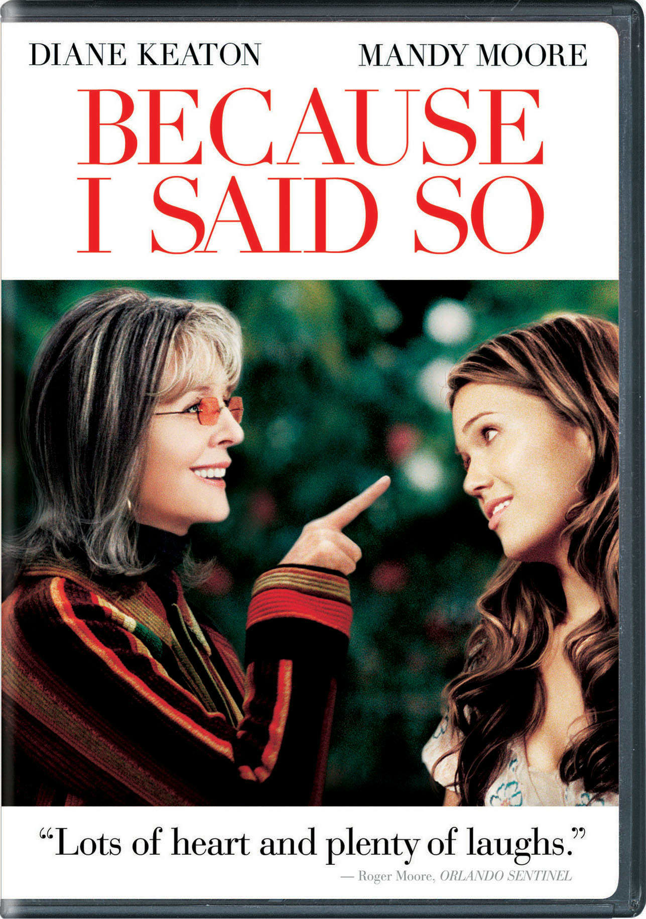 Because I Said So [DVD]