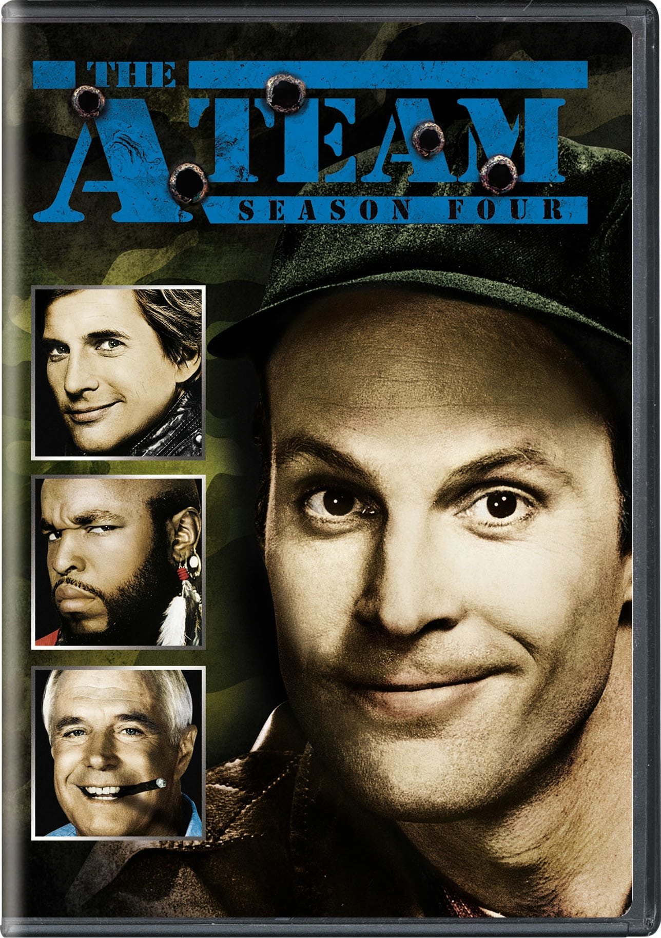 The A-Team: Season 4 [DVD]