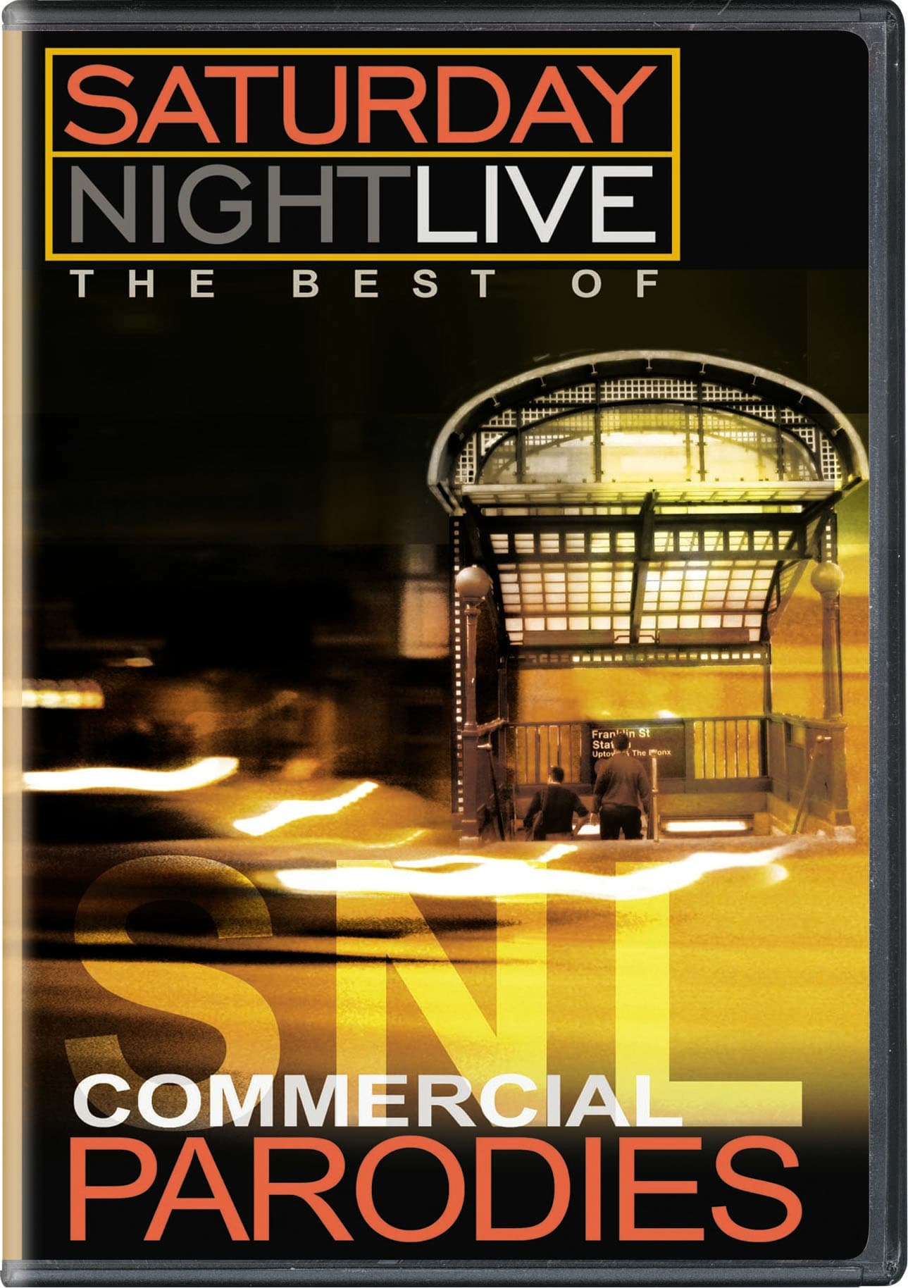 Saturday Night Live: The Best of Commercial Parodies [DVD]