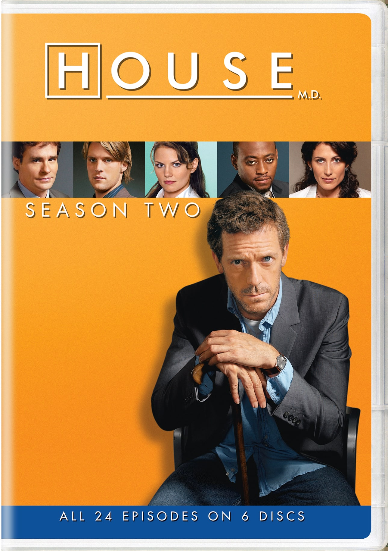 House: Season 2 [DVD]