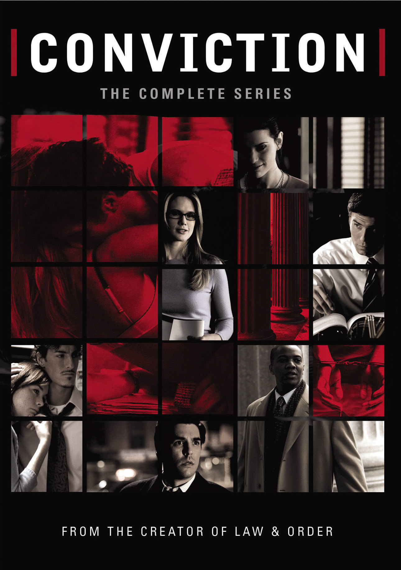 Conviction: The Complete Series [DVD]
