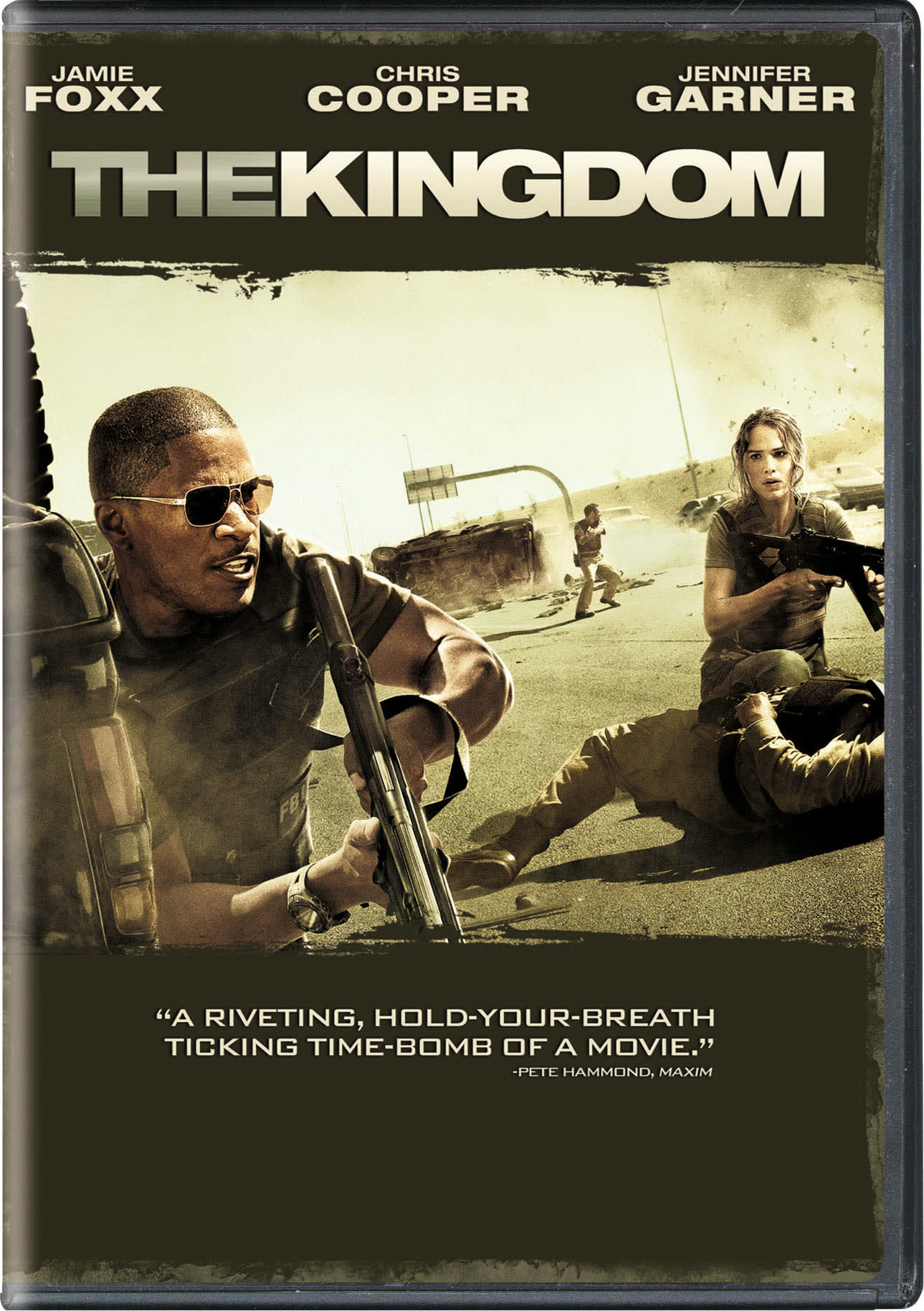 The Kingdom [DVD]