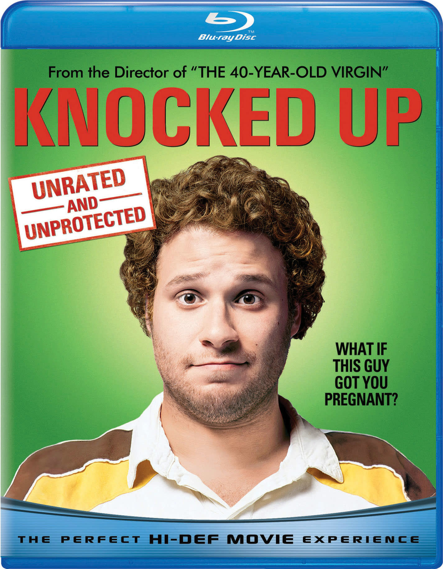 Knocked Up (Unrated And Unprotected Edition) [Blu-ray]