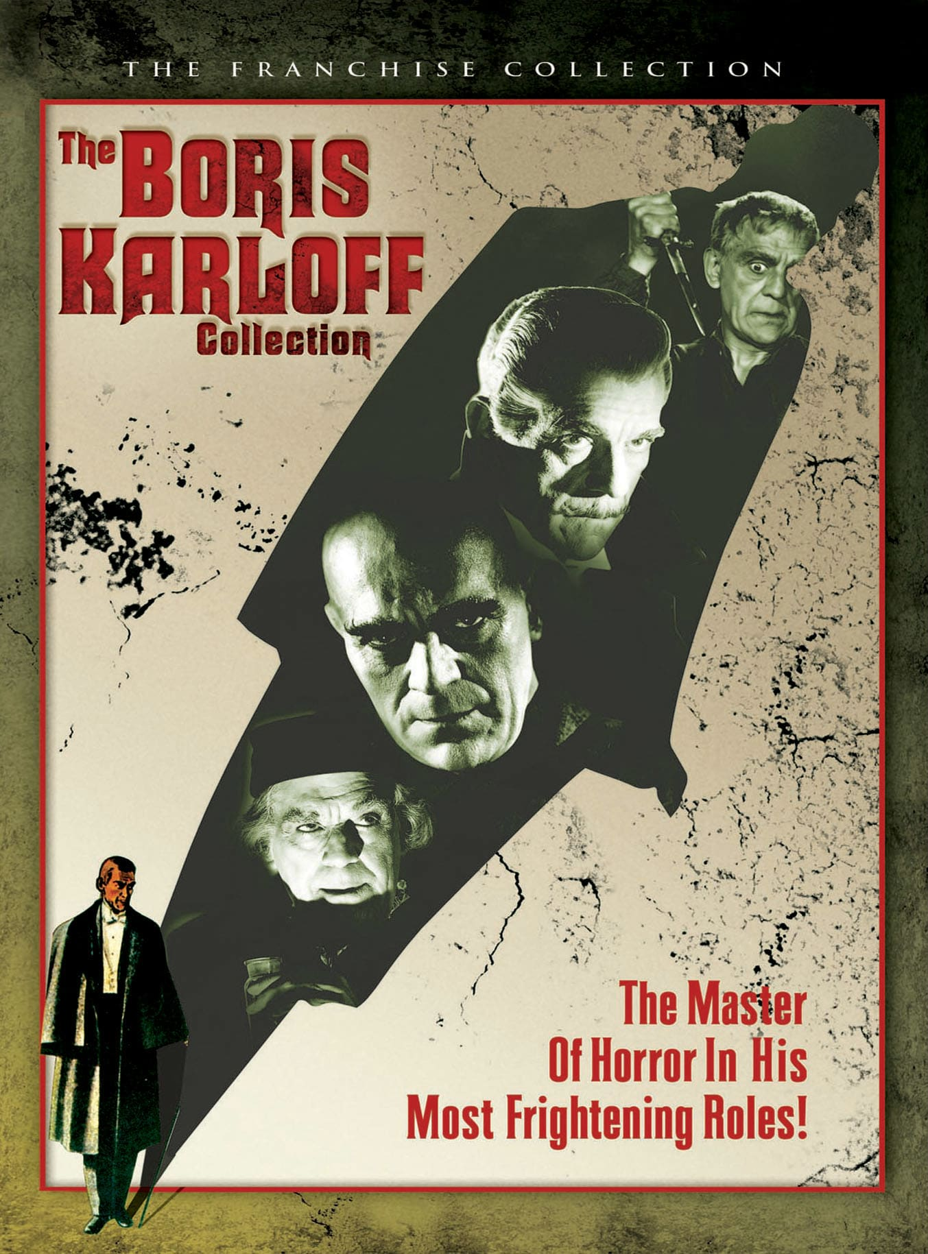 The Boris Karloff Collection [DVD]