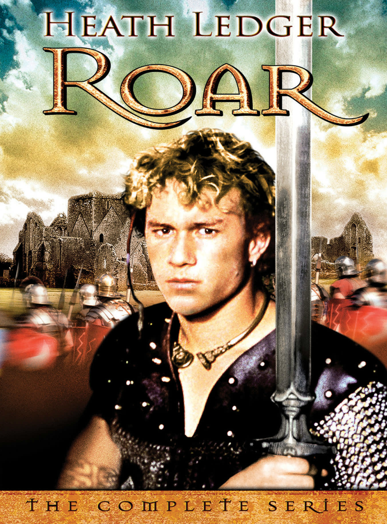 Roar: The Complete Series [DVD]