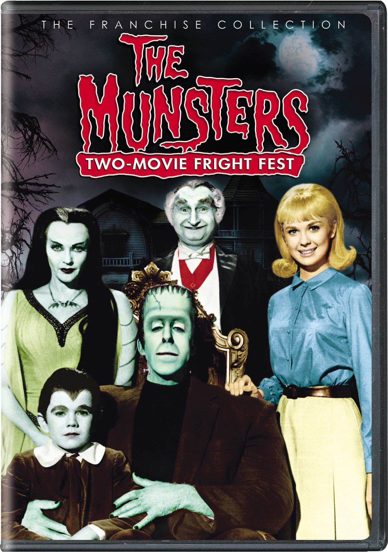 The Munsters: Two-Movie Fright Fest [DVD]