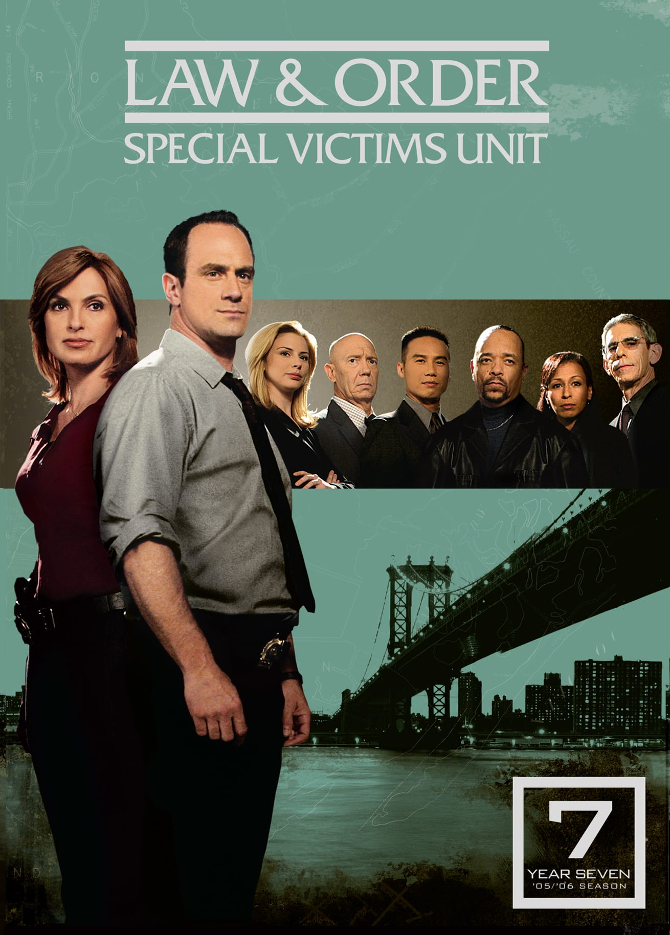 Law and Order - Special Victims Unit: Season 7 [DVD]
