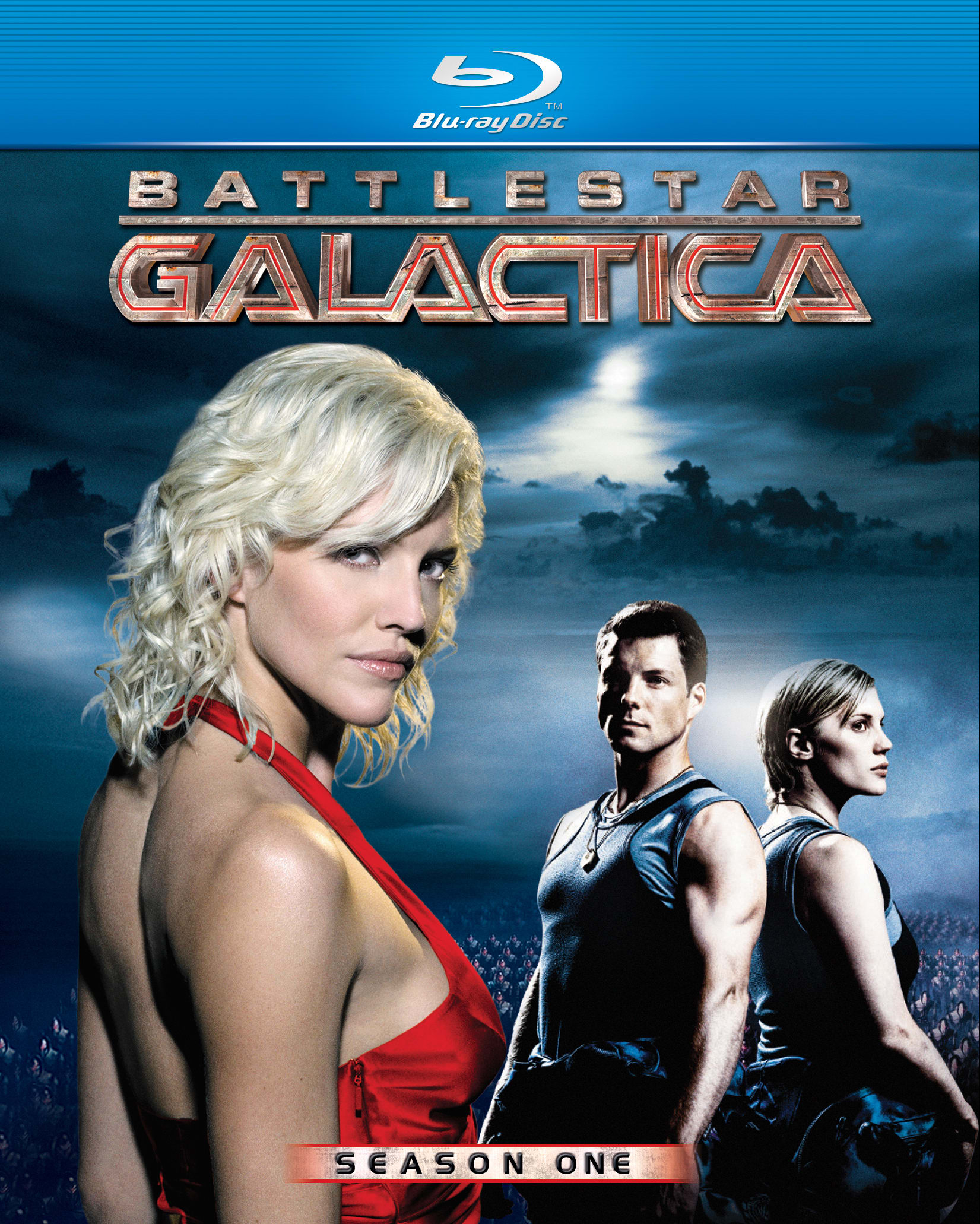 Battlestar Galactica: Season 1 [Blu-ray]