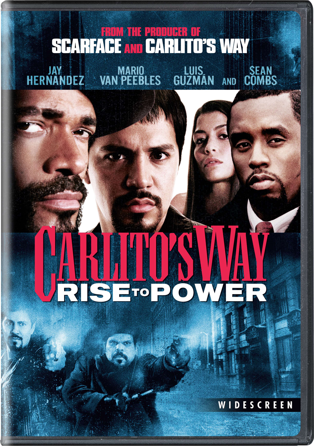 Carlito's Way: Rise to Power [DVD]