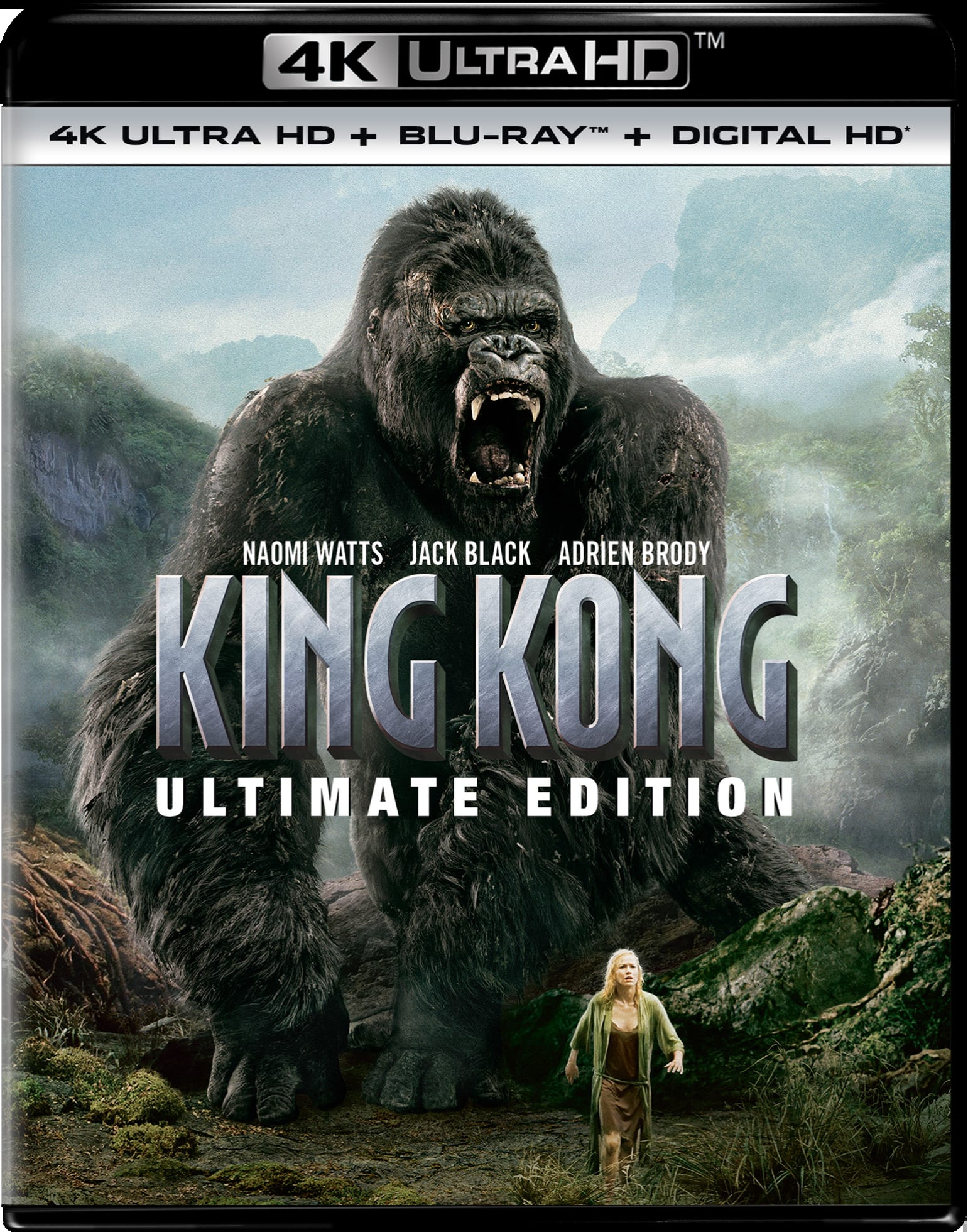 King Kong (4K Ultra HD) [UHD]