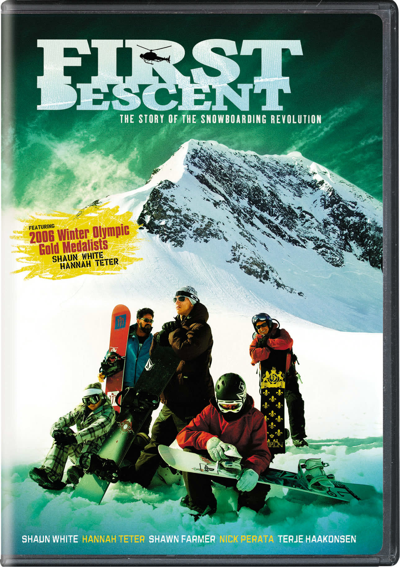 First Descent [DVD]