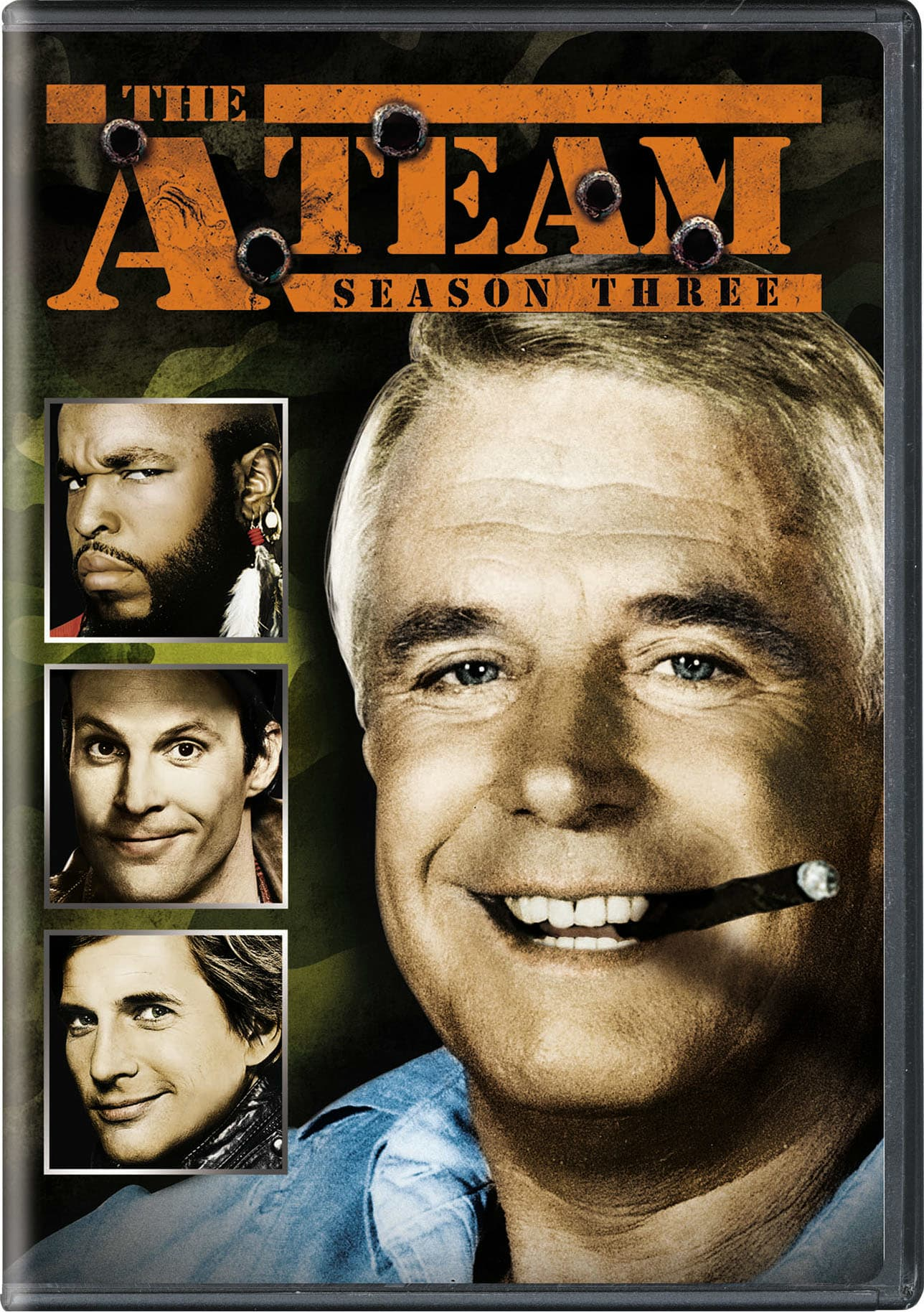 The A-Team: Season 3 [DVD]