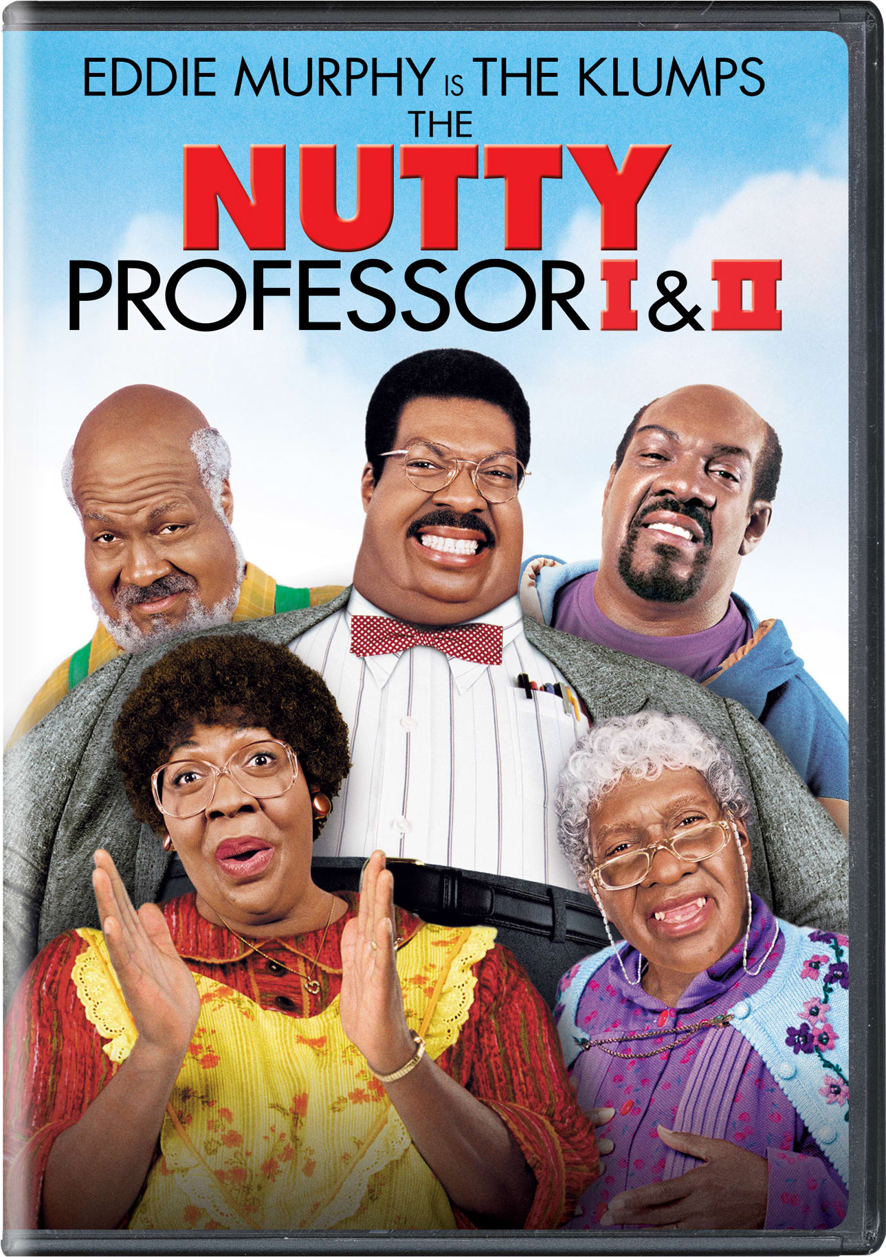 The Nutty Professor I & II [DVD]