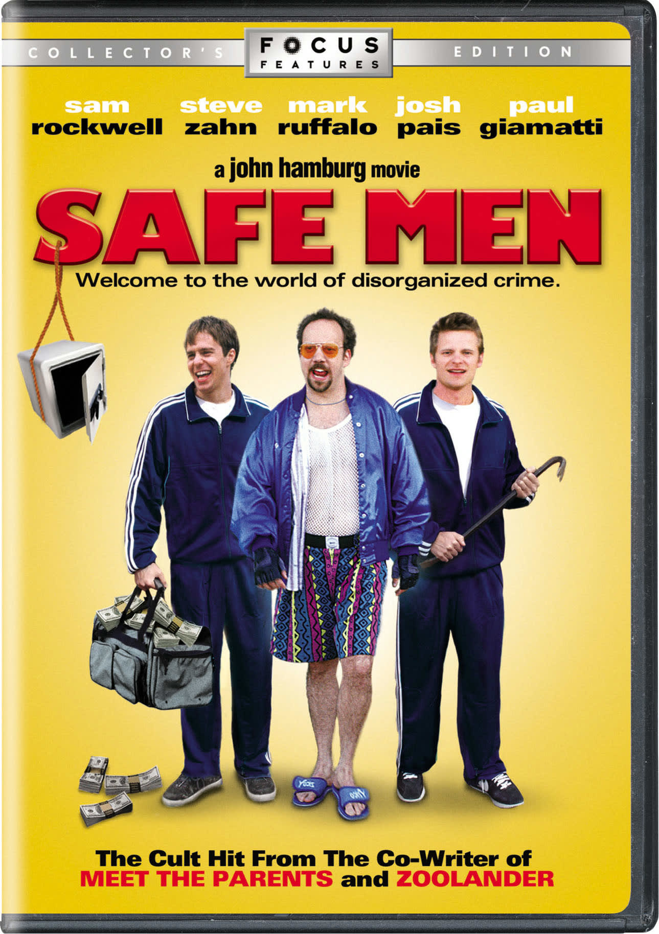 Safe Men (Collector's Edition) [DVD]