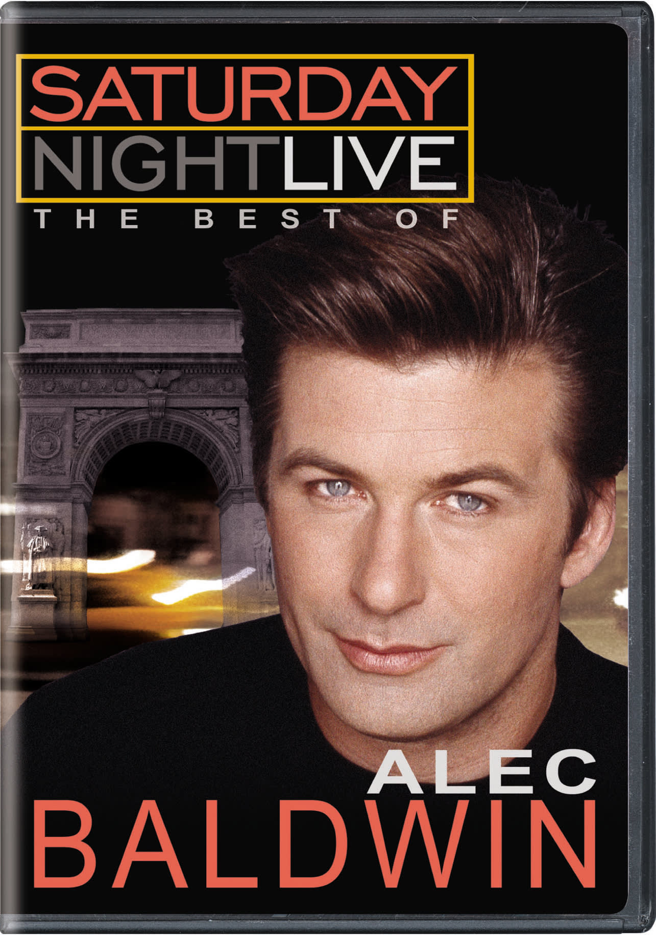 Saturday Night Live: The Best of Alec Baldwin [DVD]