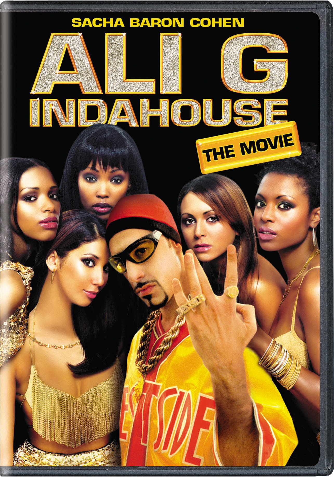 Ali G: Indahouse - The Movie [DVD]