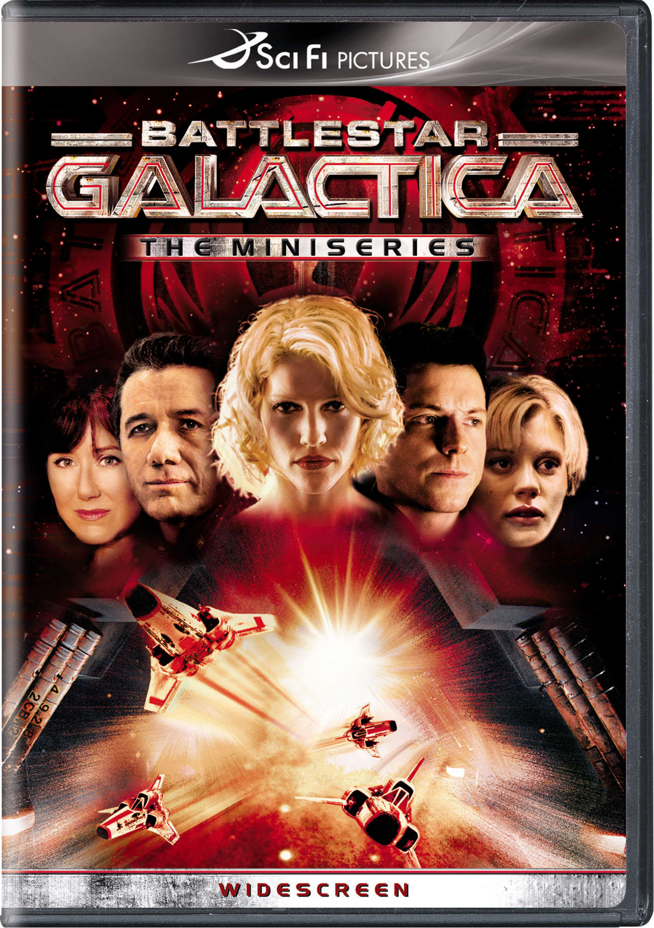 Battlestar Galactica: The Mini-series [DVD]