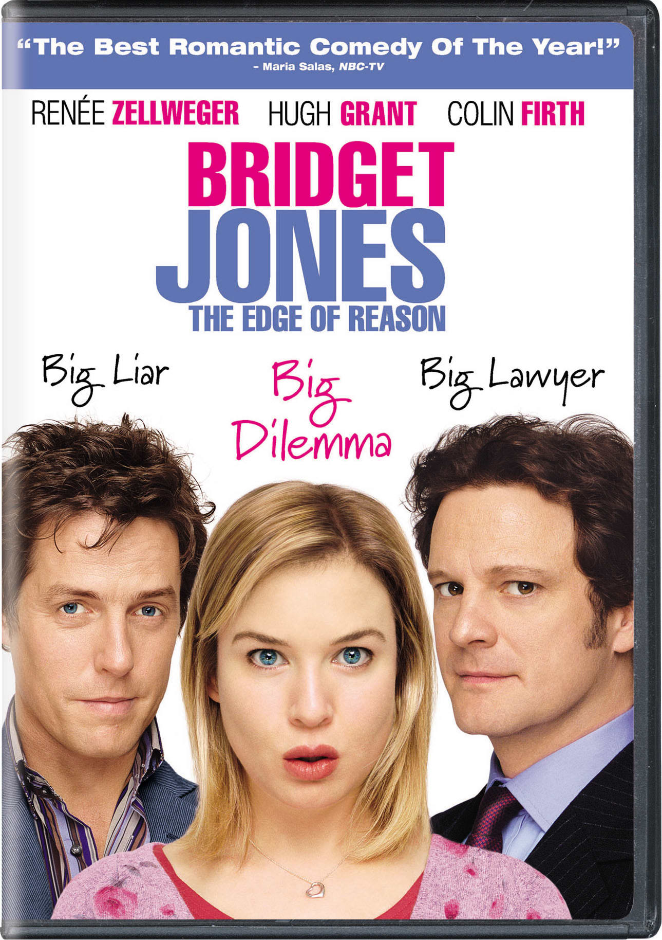 Bridget Jones: The Edge of Reason [DVD]