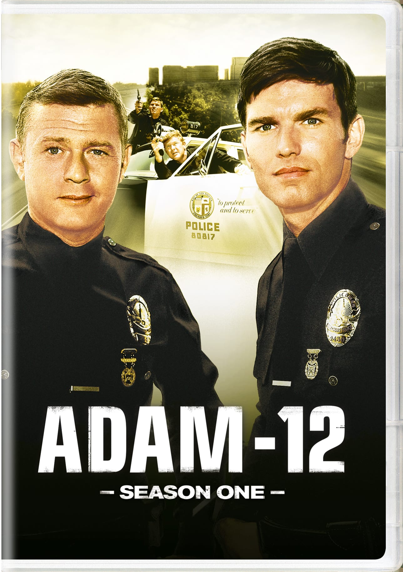 Adam-12: Season One [DVD]