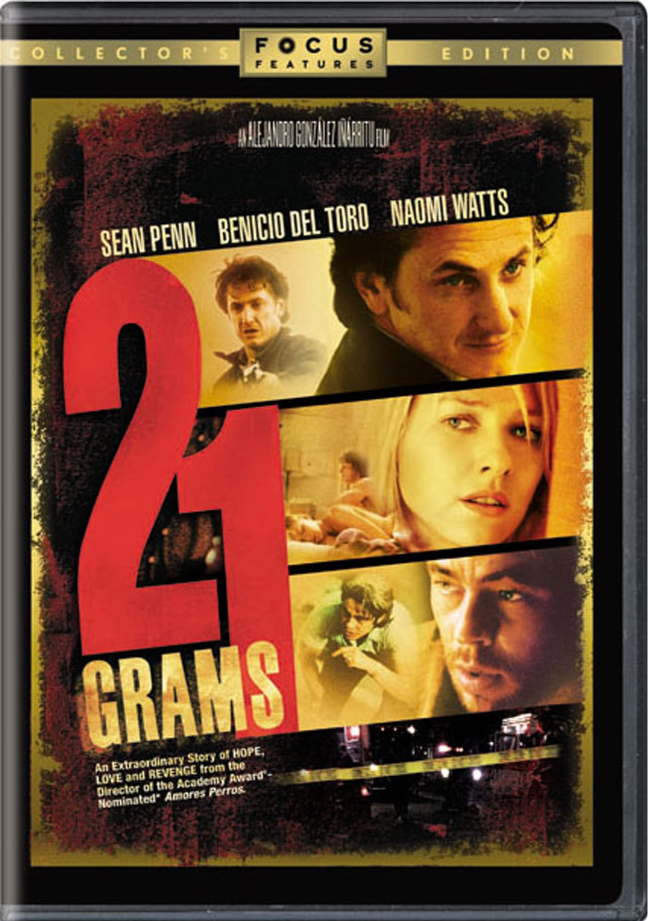 21 Grams (Collector's Edition) [DVD]