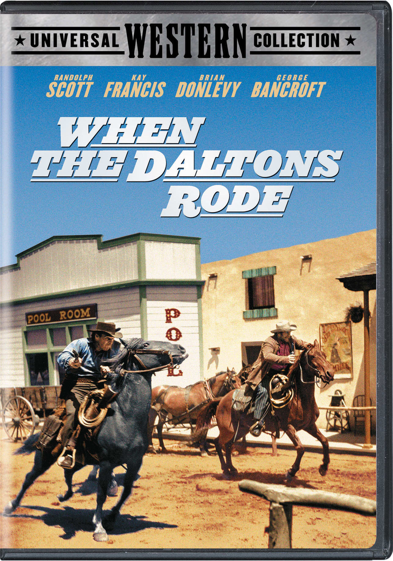 When the Daltons Rode [DVD]