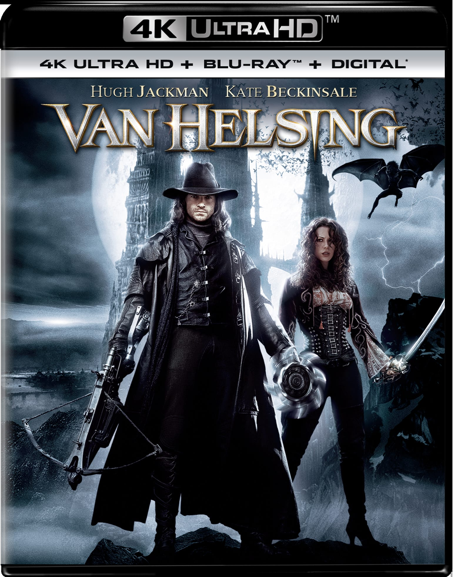 Van Helsing (4K Ultra HD + Digital) [UHD]