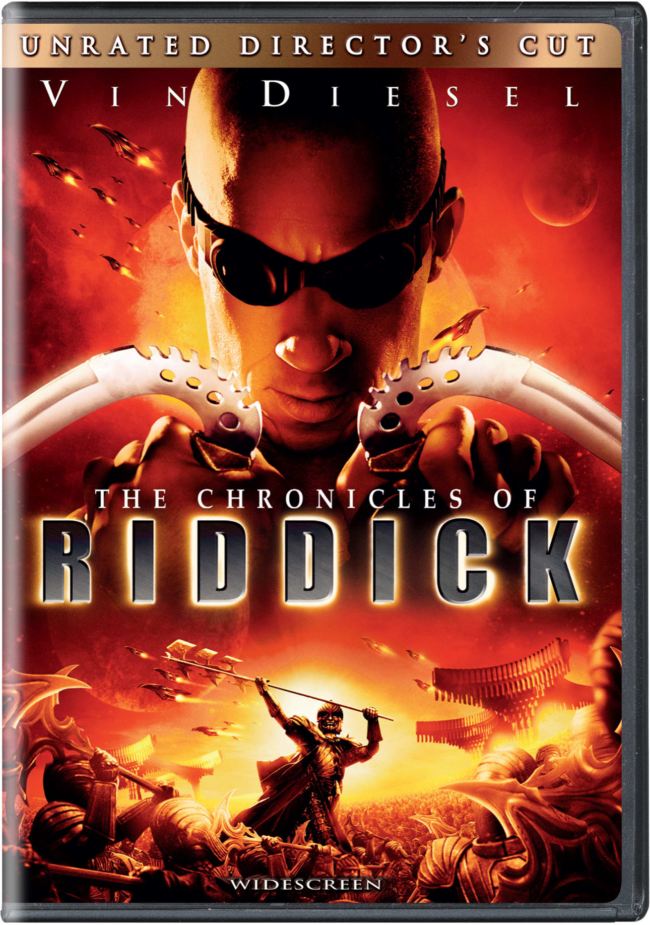 The Chronicles of Riddick [DVD]