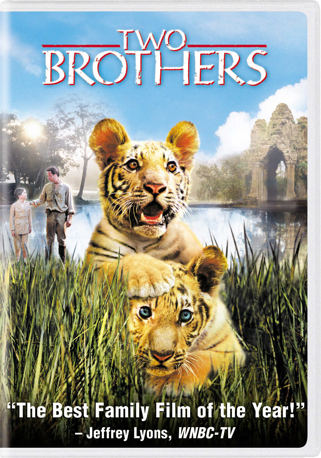 Two Brothers [DVD]