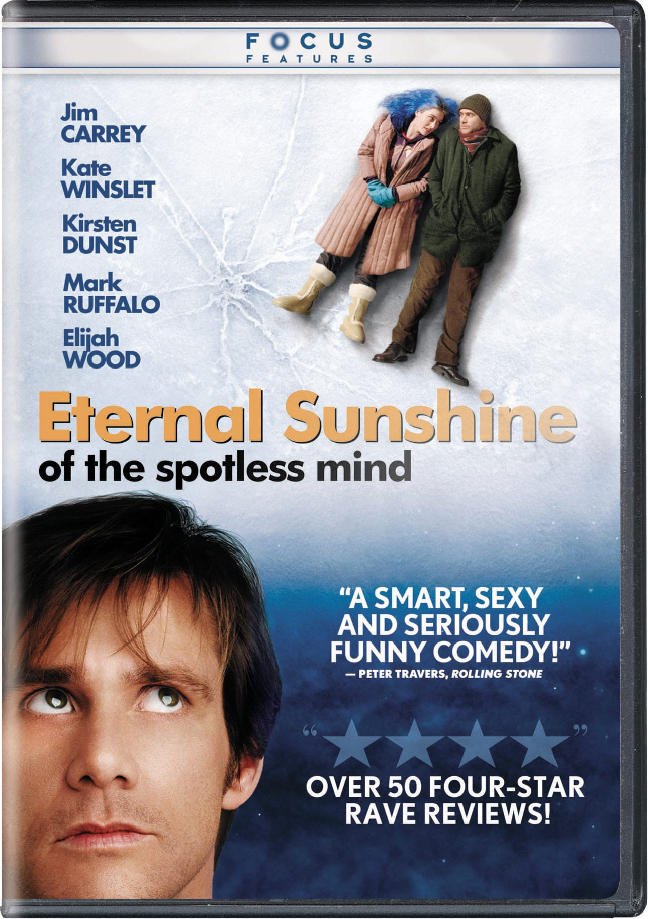 Eternal Sunshine of the Spotless Mind [DVD]