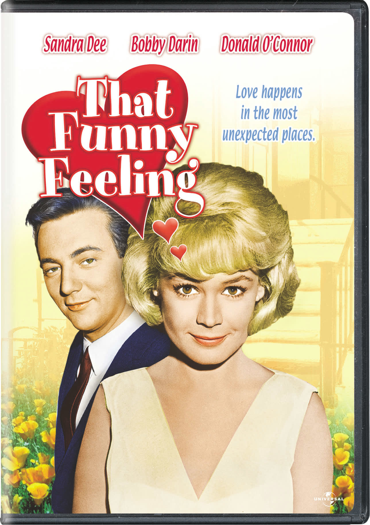 That Funny Feeling [DVD]